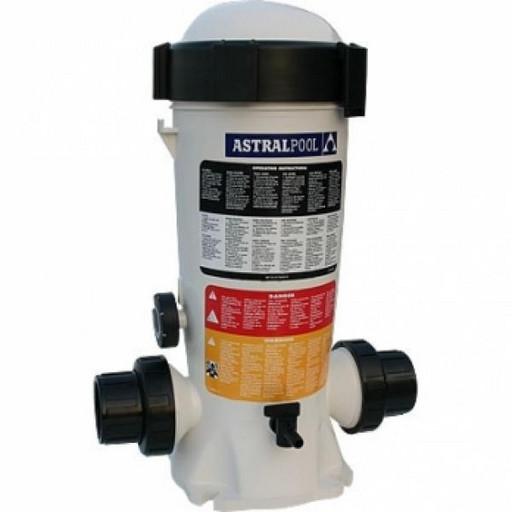 Дозатор хлора полуавтоматический in line PS-7018-G
