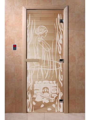 Дверь Волшебный пар