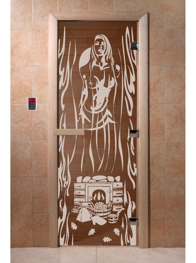 Дверь Горячий пар