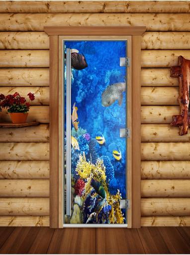 Дверь Престиж фотопечать А068