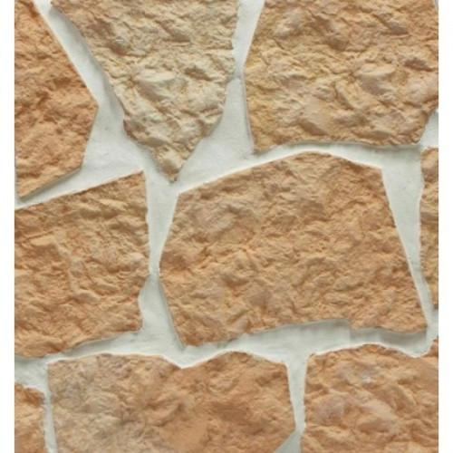 Плитка Плитняк Разноцвет прямая (облицовочная, керамическая)