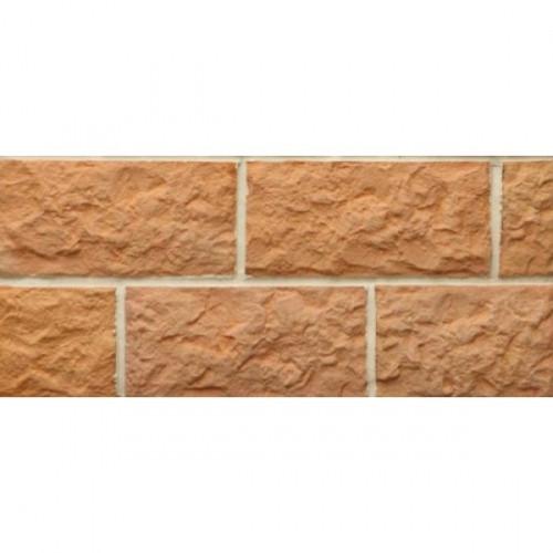 Плитка Рваный камень Макси Разноцвет (облицовочная, керамическая)