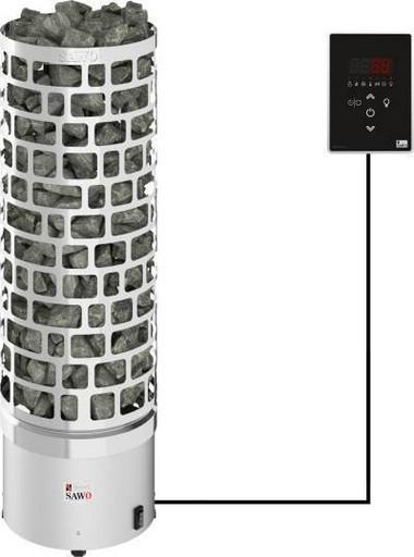 Электрические печи Sawo Aries AR13-NI2-P выносная панель управления