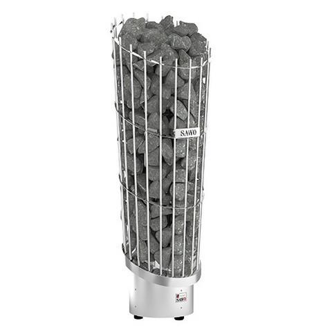 Электрические печи SAWO Phoenix PNX3-Ni2-P со встроенным блоком мощности, с выносной панелью управления от 4,5 до 9,0 кВт