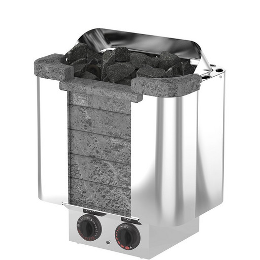 Электрические печи Sawo Cumulus CML-NB-P встроенная панель управления