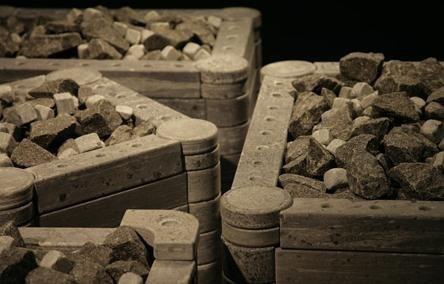 Электрические печи Sawo Nimbus Combi NIMC-NS-P напольные, в корпусе из камня, с парогенератором, выносной панелью управления от 9,0 до 12,0 кВт