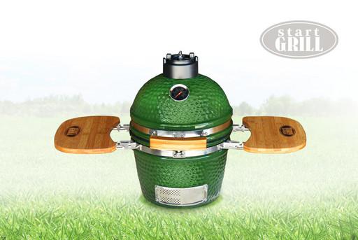Керамический гриль Start Grill 31 см