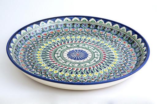 Блюдо узбекское (ляган)для плова
