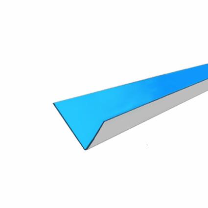 Крепежный угол внутренний ПВХ Aquaviva (0,05*0,03*2 м)