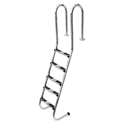 Лестница Aquaviva MUS-515 (5 ступ.) для облегченного спуска