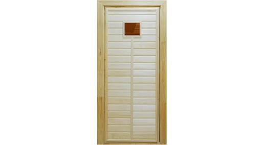 Дверь остекленная ПО1