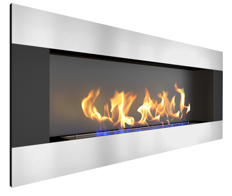 Биокамин Elliot horizontal 1500 (Zefire)