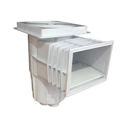 Скиммер Aquaviva EM0130-SC Standart (под бетон) квадратная крышка