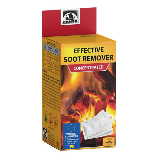 Эффективный удалитель сажи HANSA (пакетики)