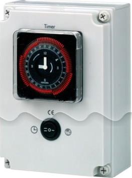 Блок управления обратной промывкой OSF R 230-D, модель 309.000.0603