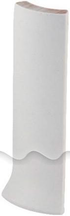 Плитка фарфоровая Serapool Плинтус внешний угол, 6,5х10 см, без глазури
