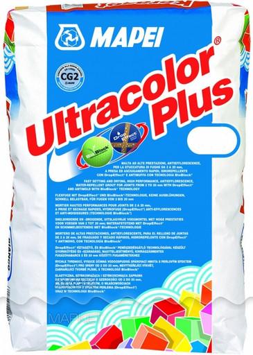 Затирка для швов Mapei Ultracolor Plus №113, 2 кг.