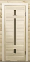 Дверь остекленная ПО6