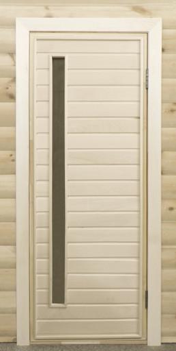 Дверь остекленная ПО5