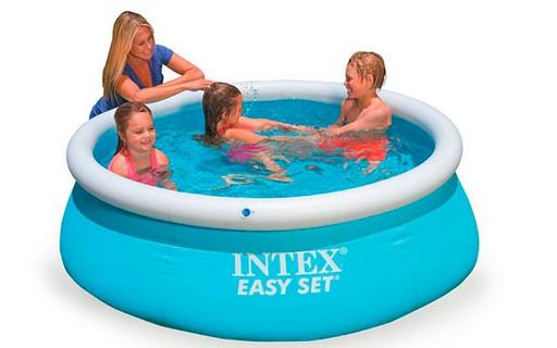 Бассейн надувной INTEX 183*51см