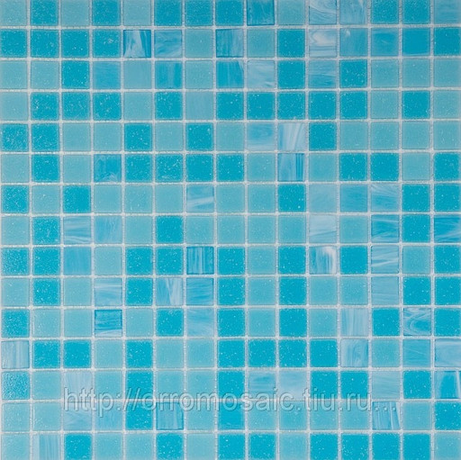 Мозаика SATIN BLUE
