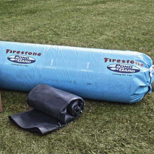 Пленка для водоема Firestone PondGard, США