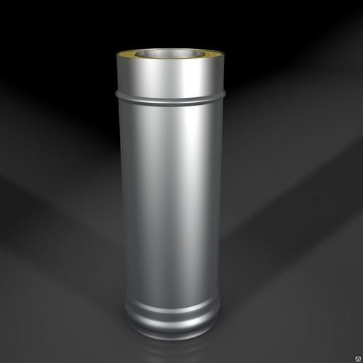 Труба L1000 Термо  AISI 430/оцинкованная сталь