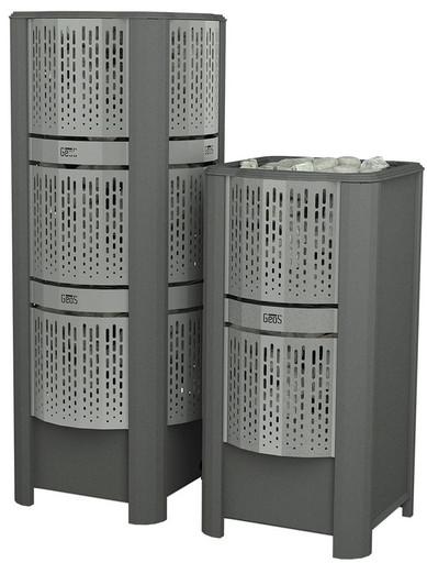 Электрические каменки GeoS RANI мощностью от 4 и 18 кВт
