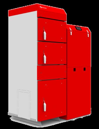 HT DasPell (от 12 до 65 кВт) - пеллетный котел с автоматической подачей топлива