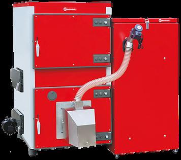 MAXPell Dou- (250-6300м3) пеллетый котел с автоматической подачей топлива