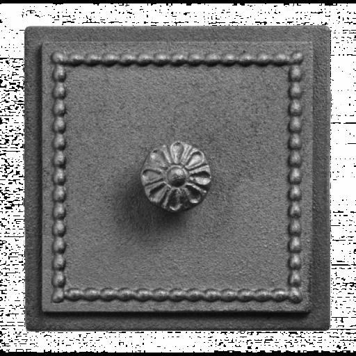 Прочистная дверца Везувий 235 (Антрацит)