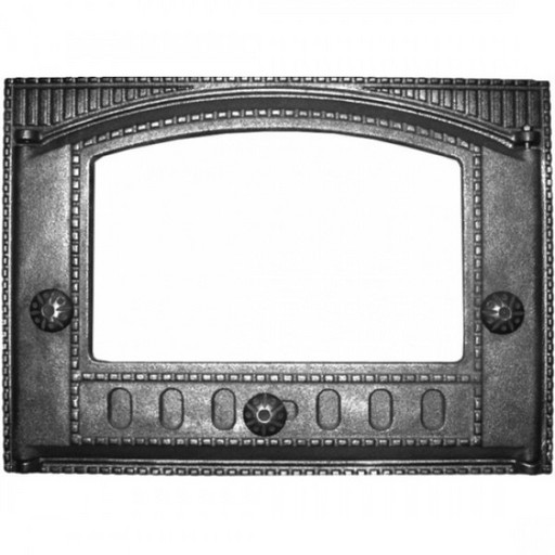 Дверка каминная ДТК-2С (Р) под стекло
