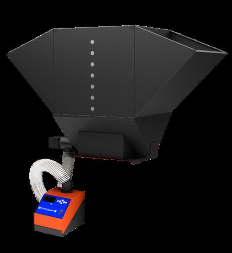 Автоматическая пеллетная горелка  АПГ25; АПГ42