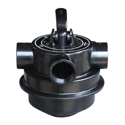 Кран четыреходовой Aquaviva MPV05 88281205B (1,5'') верхний
