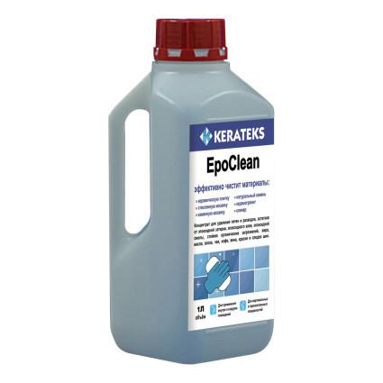 """Очиститель от эпоксидной затирки """"EpoClean"""" 1 кг, белый"""