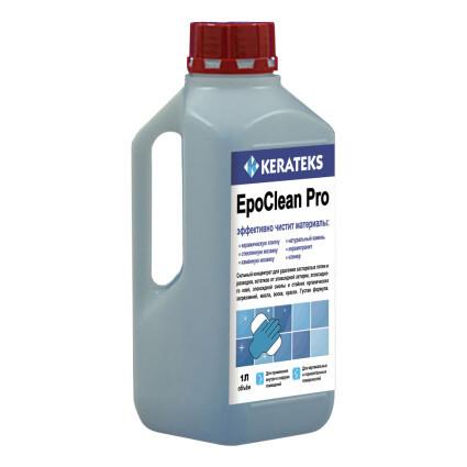 """Очиститель от эпоксидной затирки """"EpoClean PRO"""" 1 кг, белый"""