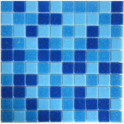 Мозаика стеклянная Aquaviva YF-MSL39