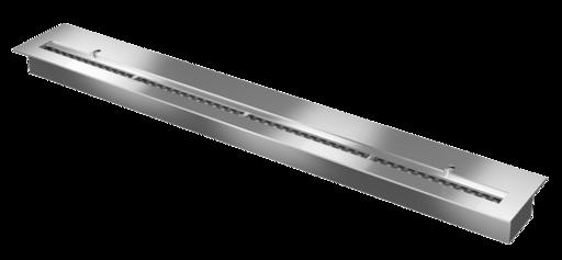 Прямоугольный контейнер ZeFire 1100 с крышкой внутри (ZeFire)
