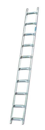 Лестница для крыш из алюминия KRAUSE