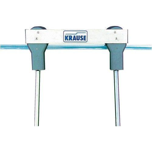 Блок ходовых роликов лестницы для стеллажей для трубчатой шины KRAUSE