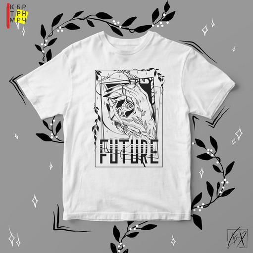 "Футболка ""FUTURE _taotar_"""