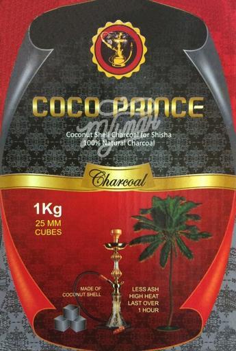 Уголь для кальяна Coco Prince (72 шт)
