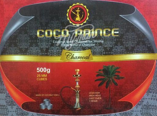 Уголь для кальяна Coco Prince (500 гр)