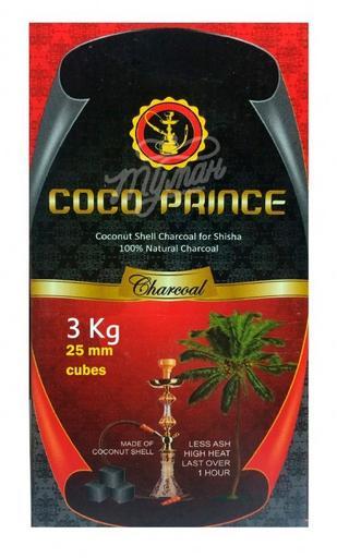 Уголь для кальяна Coco Prince (3 кг)