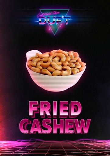 Табак Duft - Fried Cashew (Жареный Кешью), 100 гр.