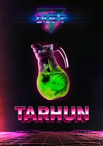 Табак Duft - Tarhun (Тархун), 100 гр.