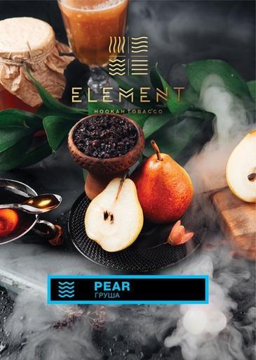 Табак Element Вода - Груша, 100 гр.