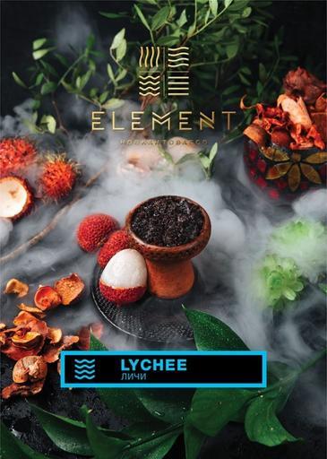 Табак Element Вода - Личи, 100 гр.