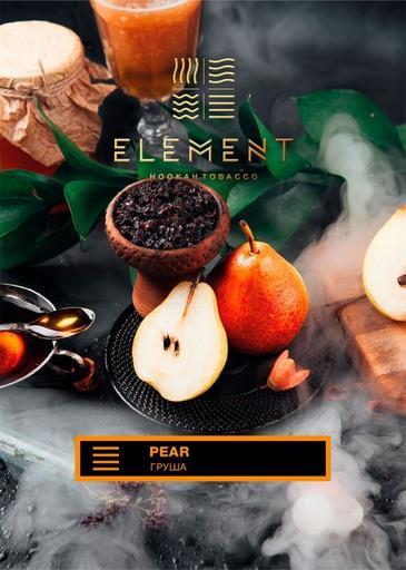 Табак Element Земля - Груша, 40 гр.
