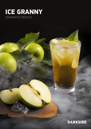 Табак Darkside - Ice Granny (Ледяное яблоко), Core, 30 гр.